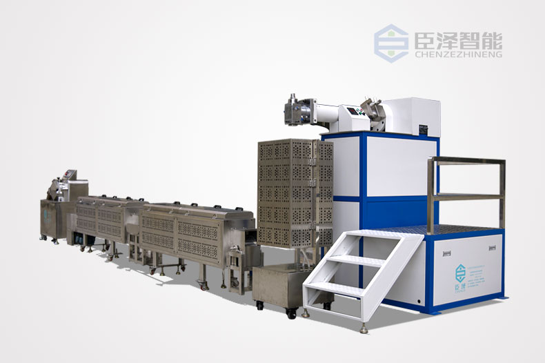 立式单色硅胶挤出生产线_立式单色硅胶挤出生产设备特性解析