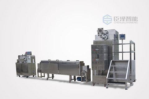 导尿管挤出机_硅胶导尿管挤出生产线『标准配置』