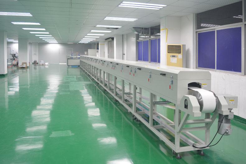 LED软灯带双色挤出生产线案例视频
