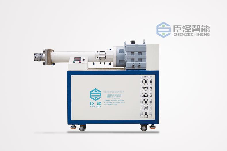 臣泽:硅胶管挤出机硅胶条挤出机的应用及其各自的特点!