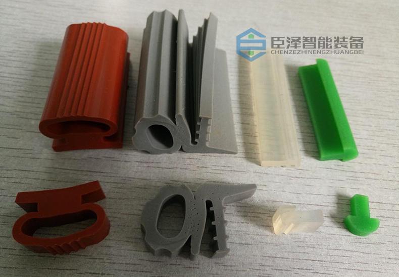 硅胶密封条挤出机_臣泽智能装备硅胶制品挤出_硅胶密封条的应用