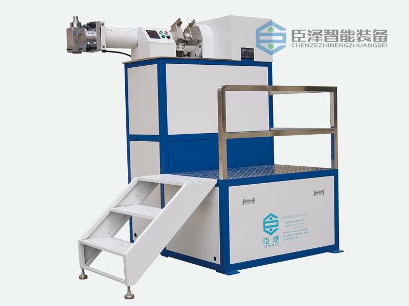 硅胶挤出机是硅胶制品生产中不可缺少的设备之一