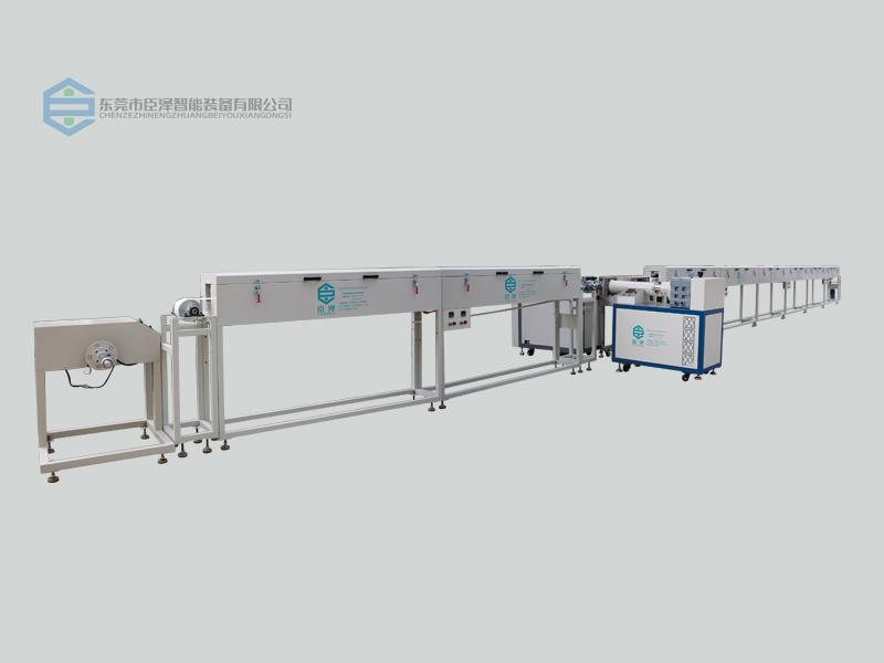 影响硅胶挤出机产量的因素有哪些