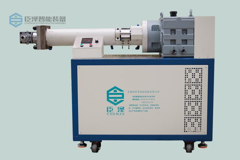 65型硅胶挤出机的应用与作用介绍