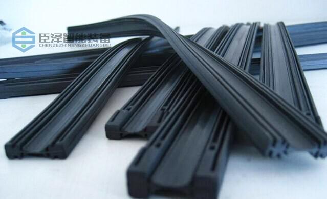 硅橡胶挤出机生产的汽车门窗密封条,在使用中和使用后会发生哪些问题及如何