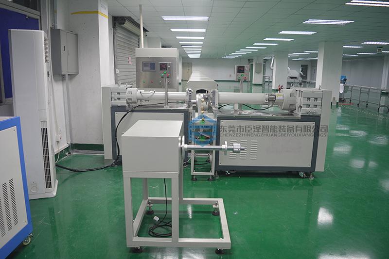 硅胶押出机_橡塑挤出设备专业制造商_东莞硅胶挤出机