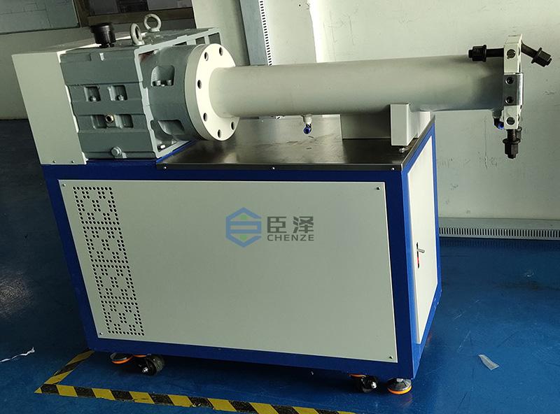 定制硅胶管挤出机_高性价比的卧式硅胶管挤出机