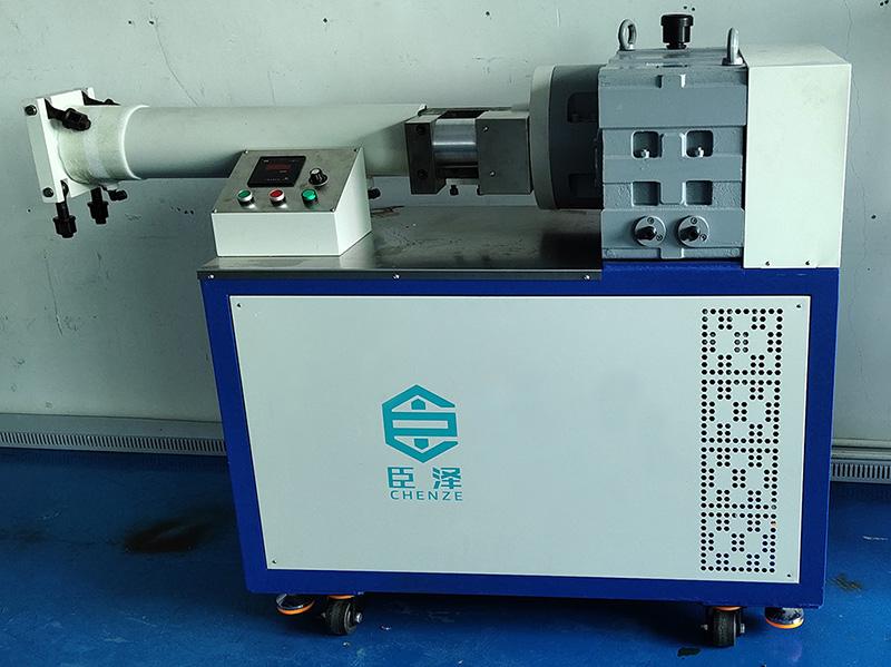 硅胶条挤出机 硅胶条挤出机设备