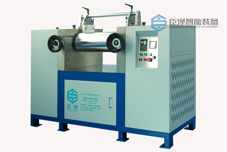 5寸开放式炼胶机_开放式硅胶炼胶机设备特性全解析