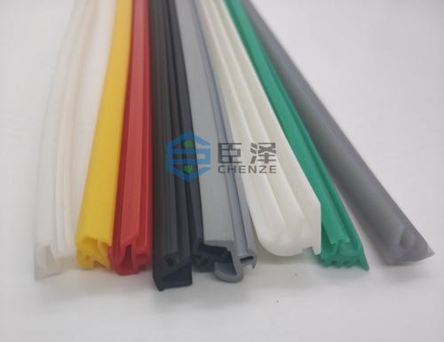 硅胶挤出设备所生产出来的硅胶异形密封条有什么含义呢?