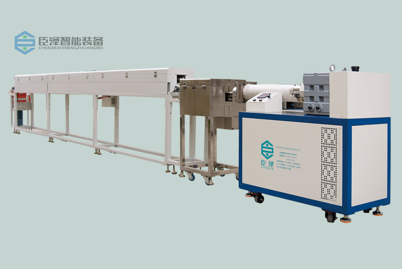 <strong>硅胶管挤出生产线,广东省哪里有优良的硅胶管生产线?</strong>
